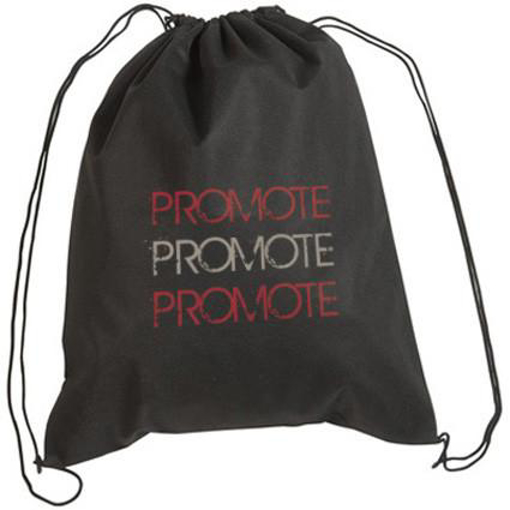 Recyclable Rainham Drawstring Bag - Branded