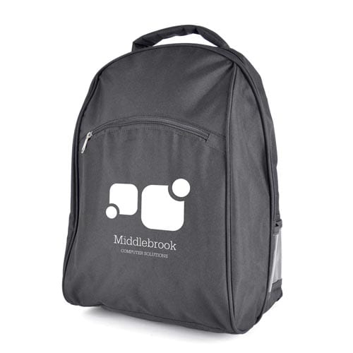 Dereham Laptop Backpack - Branded