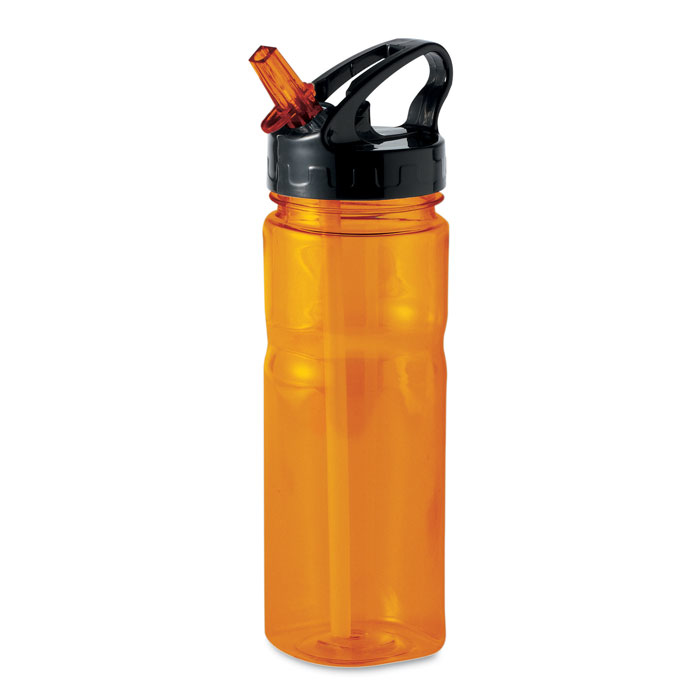 Tritan Sports Bottle Orange