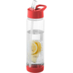 740ml Fruit Infuser Bottle Red