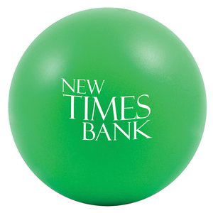 Low Cost Stress Ball - Green