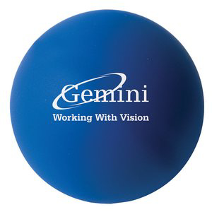 Low Cost Stress Ball - Royal Blue
