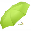 Fare Recycled PET Auto Mini Umbrella - Lime