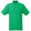 Fruit of the Loom Polo Shirt - Kelly Green